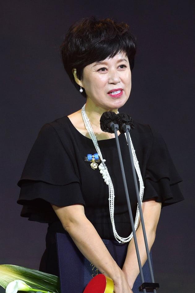 개그우먼 박미선. /텐아시아DB