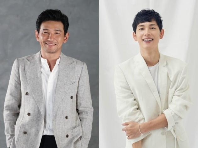 배우 황정민, 임시완./사진=각 소속사 제공