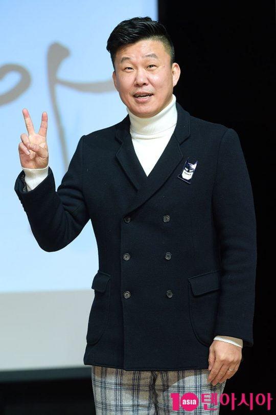 개그맨 홍록기/ 사진=텐아시아DB