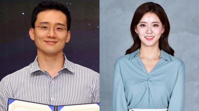 '결혼' 김민형 아나-'재벌3세' 김대헌 대표, 누구?