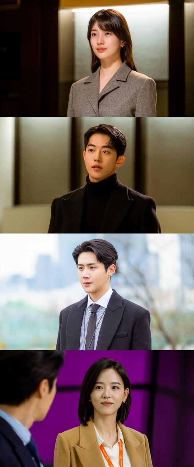 '스타트업' 배수지(위부터), 남주혁, 김선호, 강한나 / 사진제공=tvN