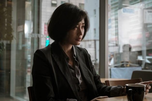 영화 '내가 죽던 날' 김혜수 / 사진제공=워너 브러더스 코리아