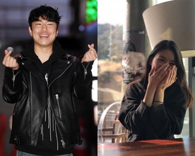 배우 이시언(왼쪽), 서지승