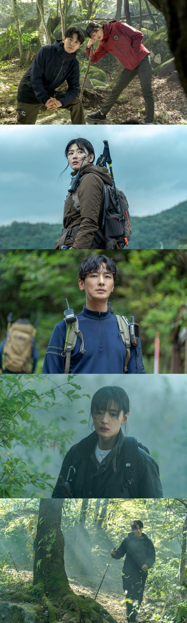 드라마 '지리산' 스틸컷/ 사진=tvN 제공
