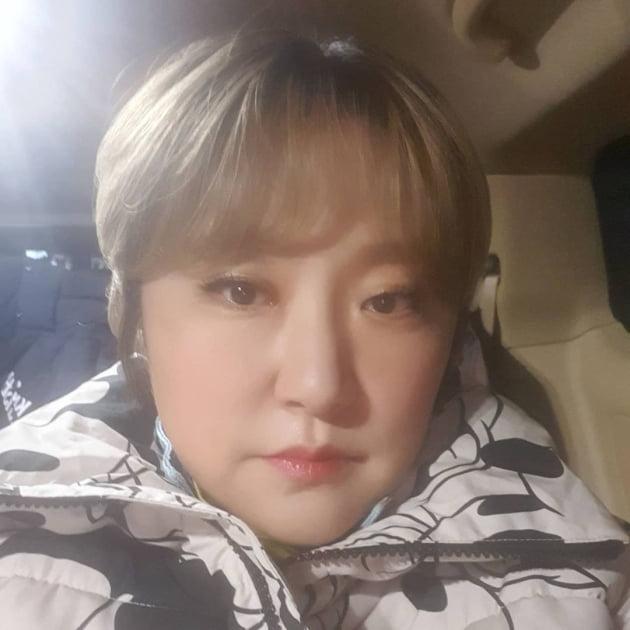 """김현숙, 이혼 후 근황 """"걱정말아요"""""""
