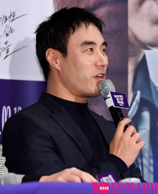 배우 배성우. /텐아시아DB