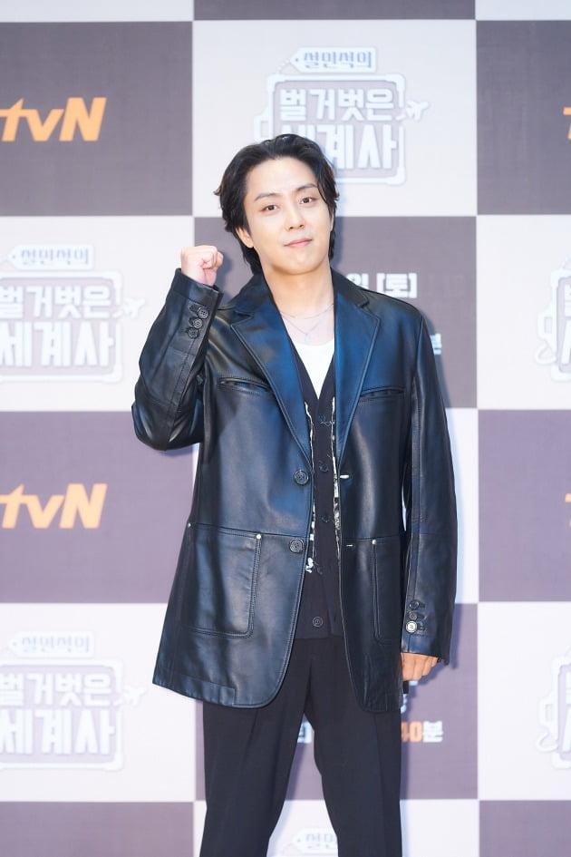 가수 은지원. /사진제공=tvN