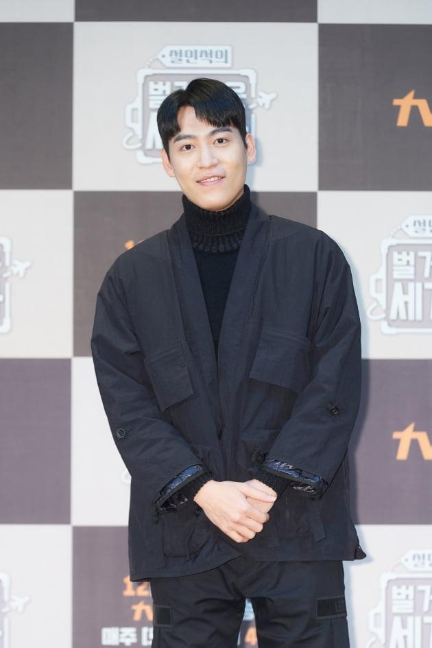 가수 존박. /사진제공=tvN