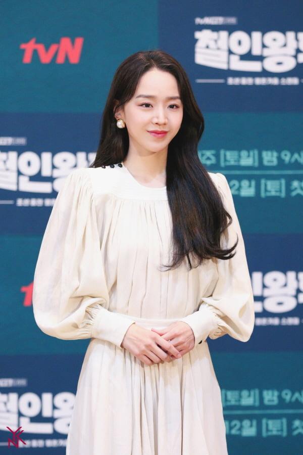신혜선, '철인왕후' 연기 변신 예고 /사진=YNK엔터테인먼트 제공