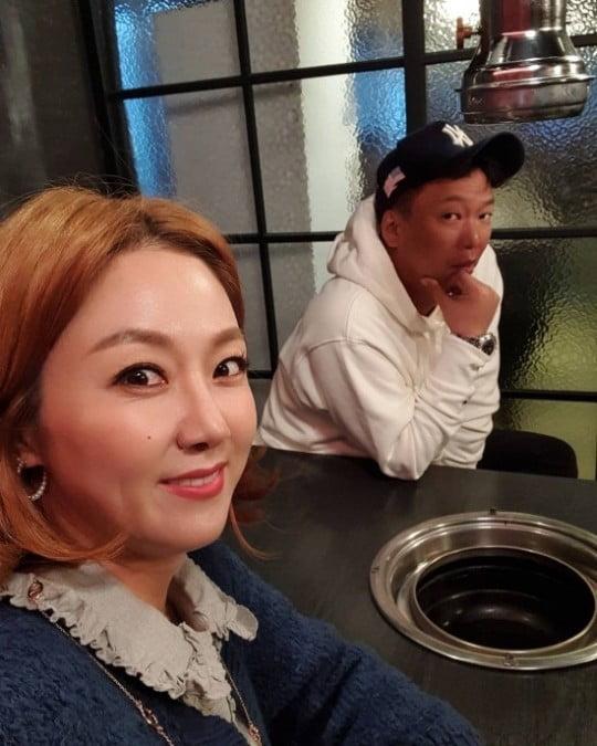 개그맨 박준형-김지혜 부부 / 사진 = 김지혜 인스타그램