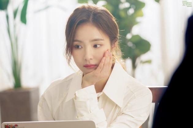 JTBC '런 온' 신세경. / 사진제공=나무엑터스