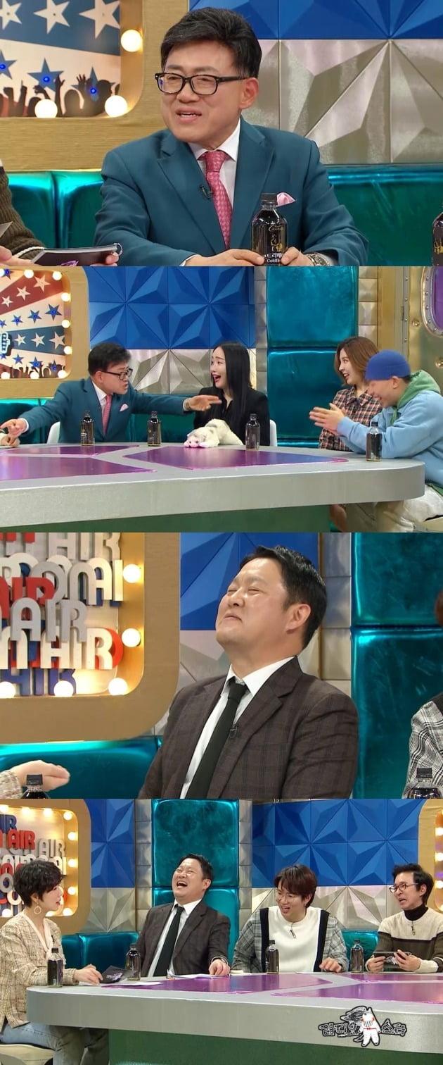 엄영수, 낸시랭, 함연지, 죠지가 '라디오스타'에 출연한다. / 사진제공=MBC