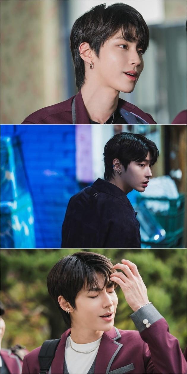 '여신강림' 황인엽./사진제공=tvN
