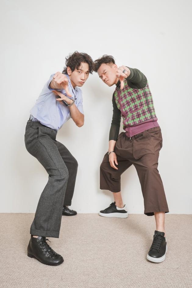 가수 비(왼쪽), 박진영/ 사진=유튜브 '시즌비시즌'