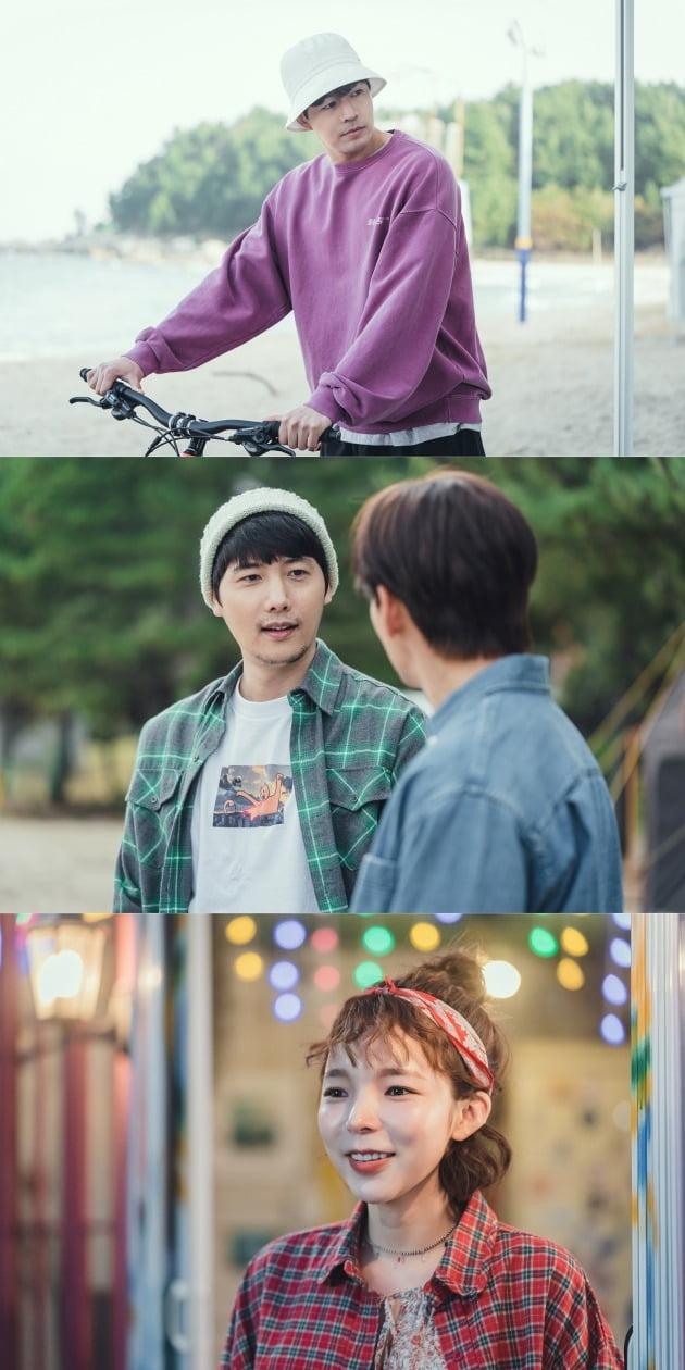 '도시남녀의 사랑법'에 이상윤(위부터), 이상우, 박진주가 특별출연한다. / 사진제공=카카오M