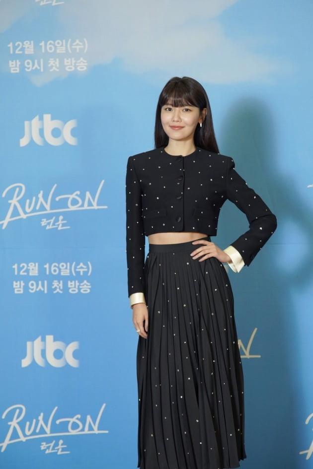 '런온' 배우 최수영./사진제공=JTBC