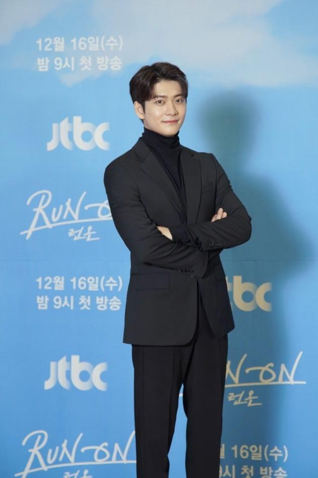 '런온' 배우 강태오./사진제공=JTBC