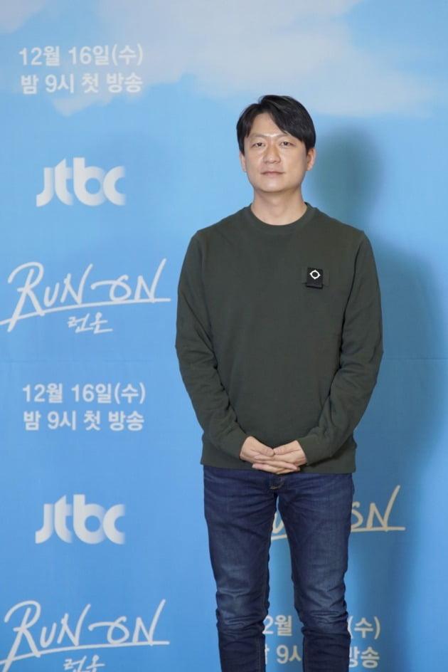 '런온' 이재훈 감독./사진제공=JTBC