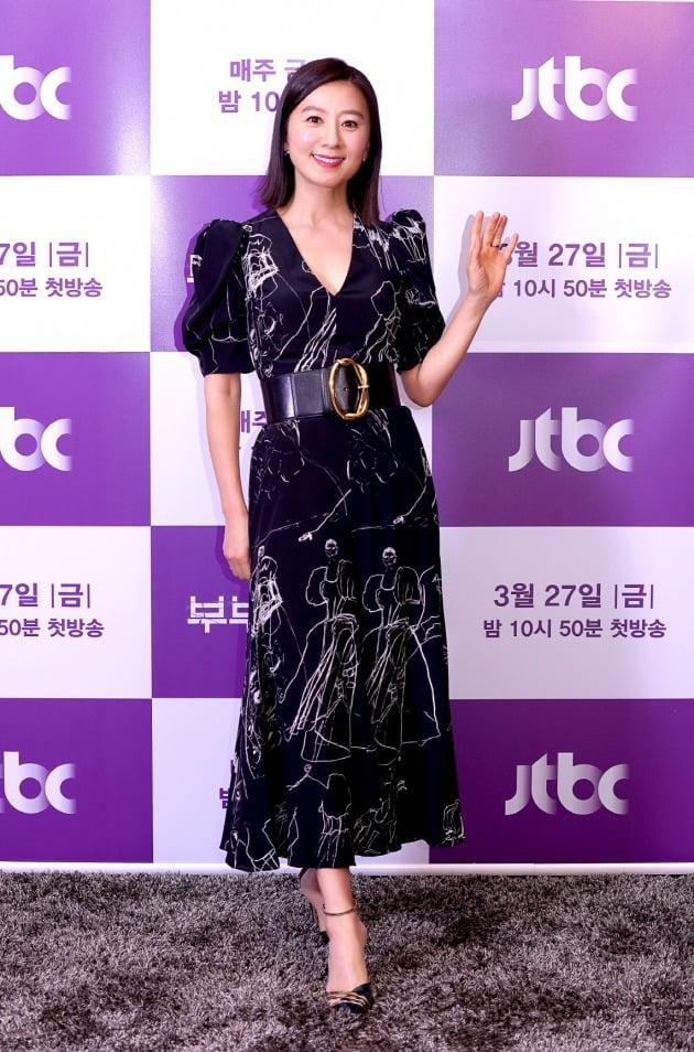 배우 김희애./ 사진=JTBC