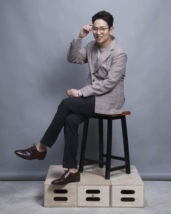 '나의 판타집' MC 장성규/ 사진=SBS 제공