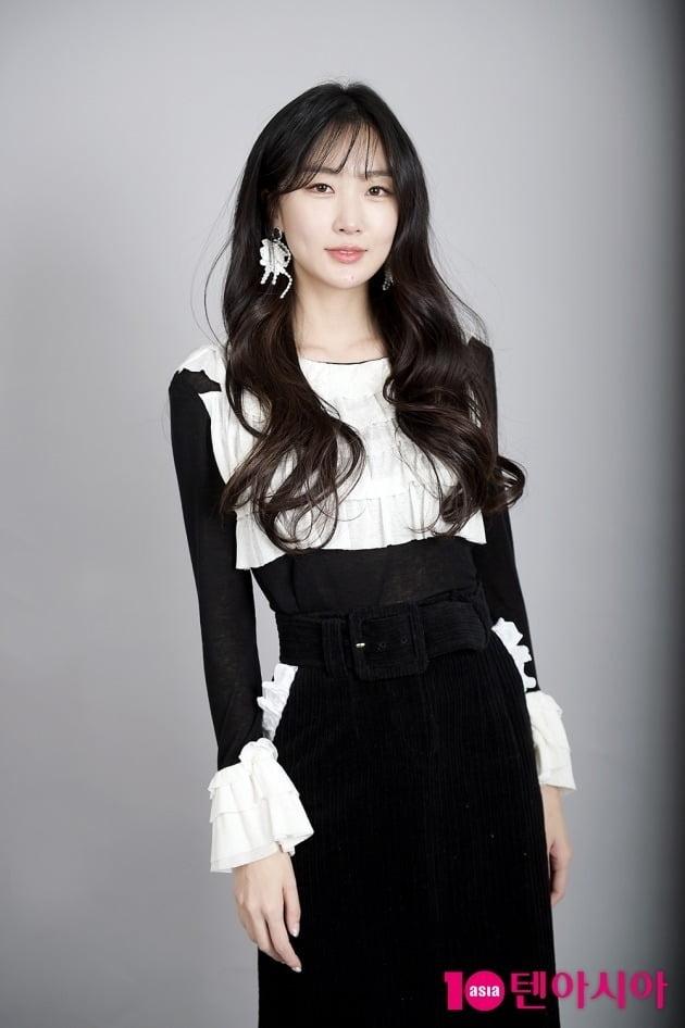 '미쓰백'에 출연 중인 가수 수빈./ 사진=서예진 기자