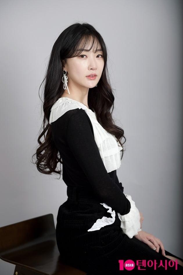 수비은 '위시유'로 1년 만에 배우로 돌아왔다./사진=서예진 기자