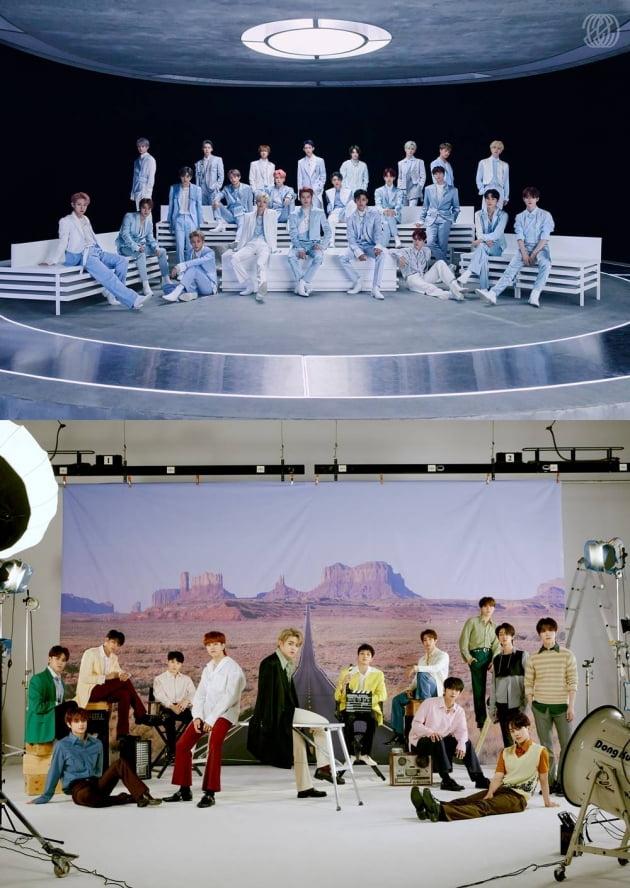재현 확진으로 세븐틴·NCT 코로나 검사… '2020 KBS 가요대축제' 강행