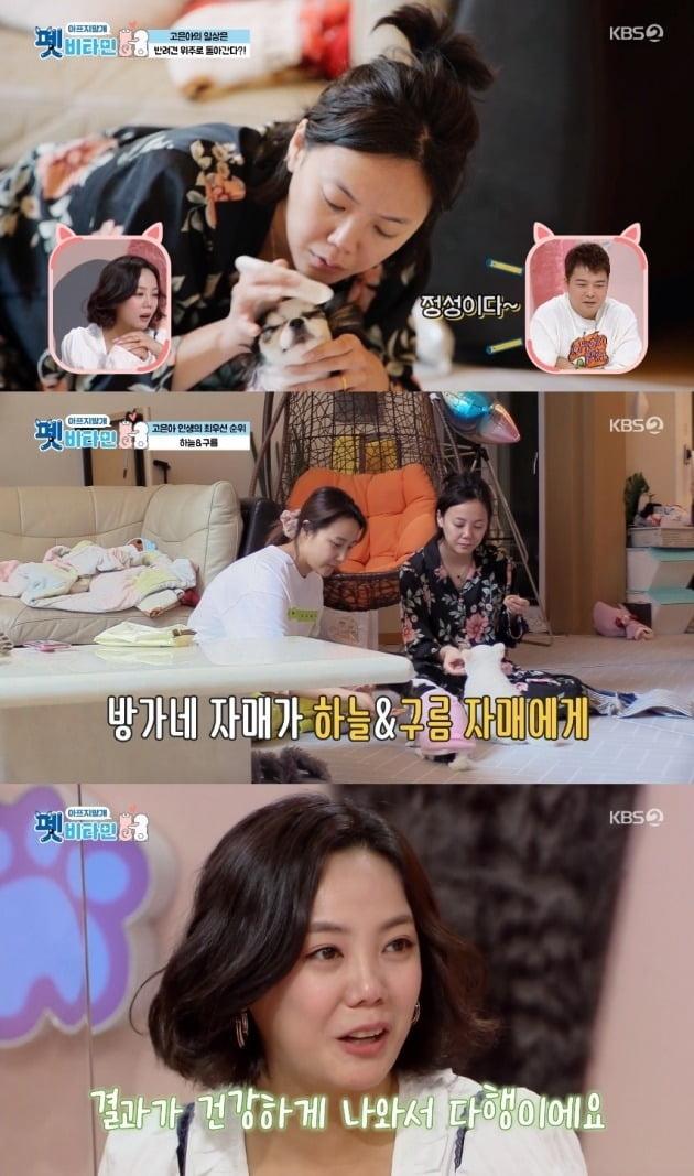 사진 제공 : KBS 2TV '펫 비타민' 방송 화면 캡처