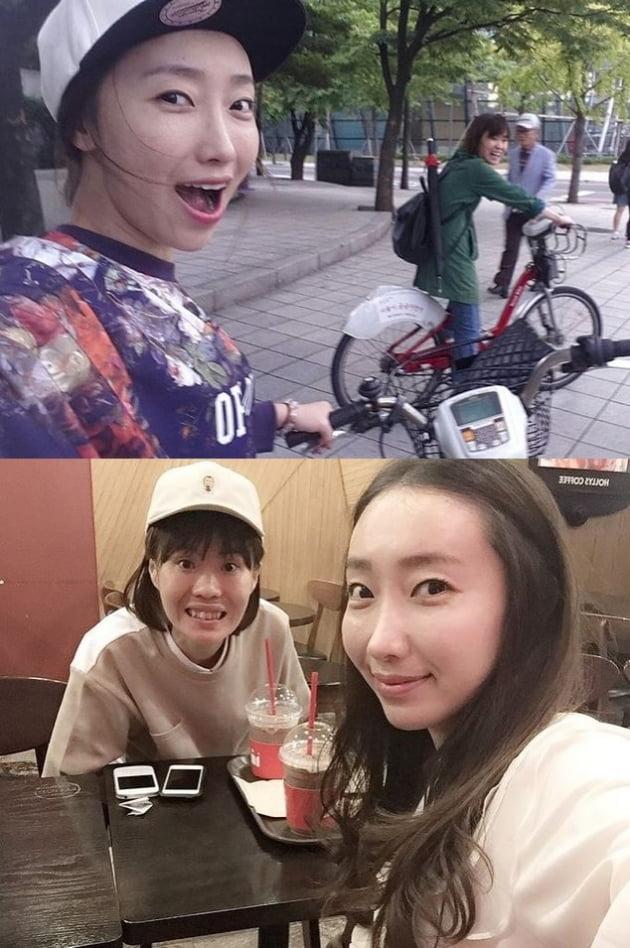 /사진=장효인 인스타그램