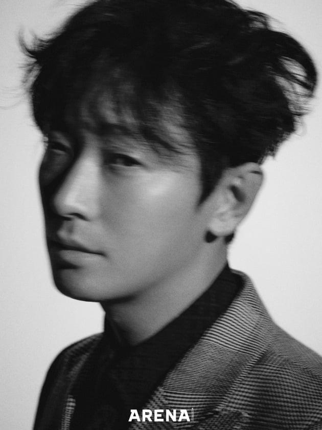 배우 주지훈 / 사진제공=아레나 옴므 플러스