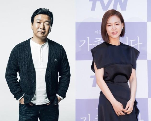 배우 김병춘, 한예리./사진=바를정엔터테인먼트, tvN