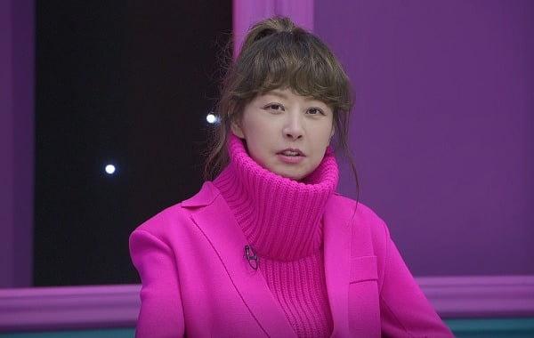 '언니한텐' 서정희./사진제공=SBS플러스