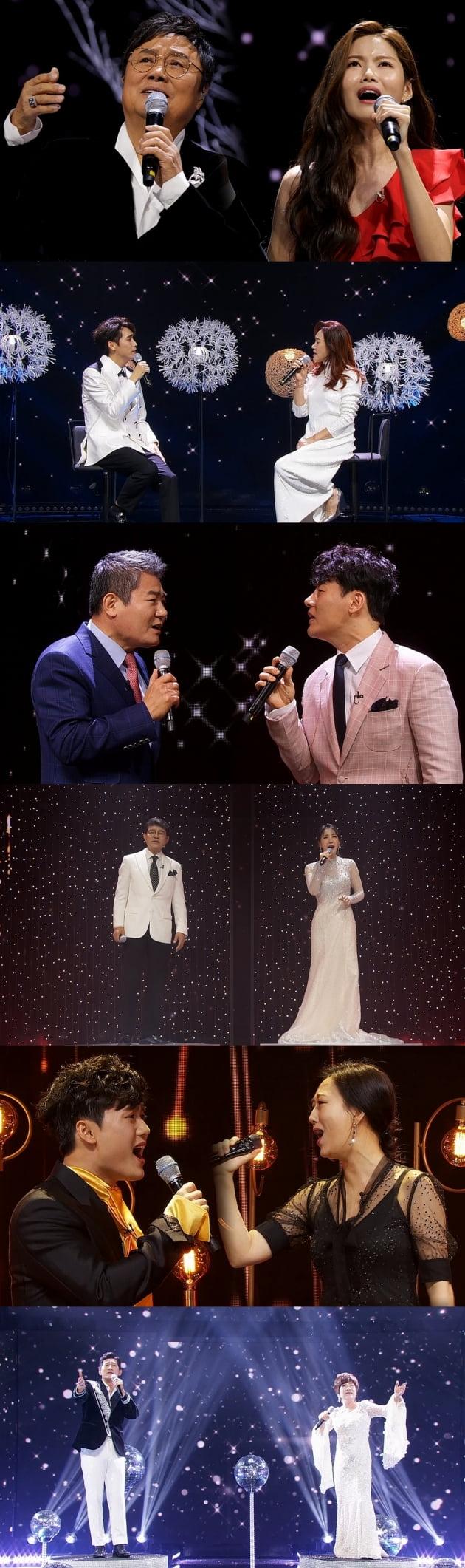 '트롯신2' 결승전 예고/ 사진=SBS 제공