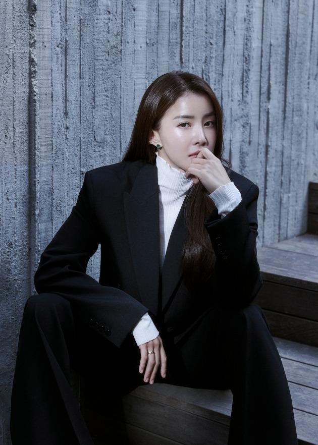 배우 이시영./사진제공=넷플릭스