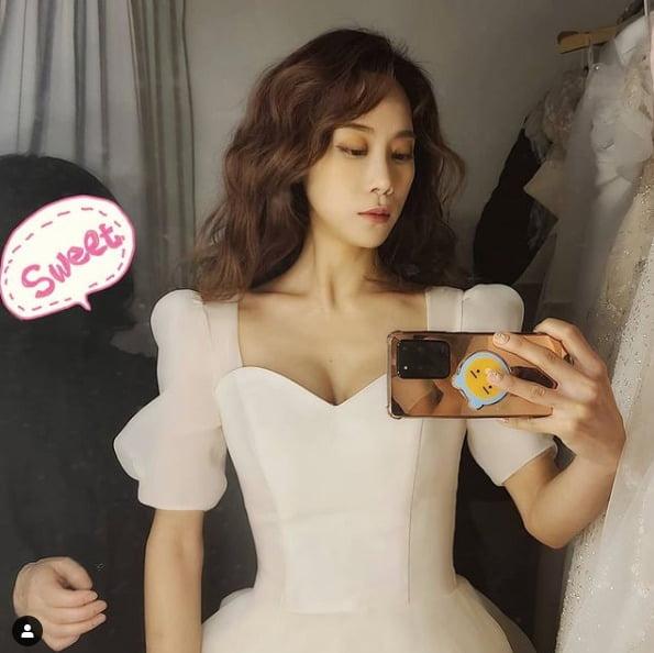 전 쥬얼리 멤버 조민아./ 사진 = 조민아 인스타그램