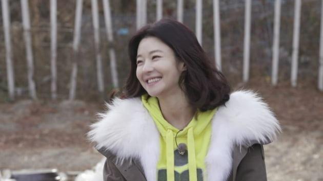 '더 먹고 가' 송선미/사진=MBN '더 먹고 가' 영상 캡처