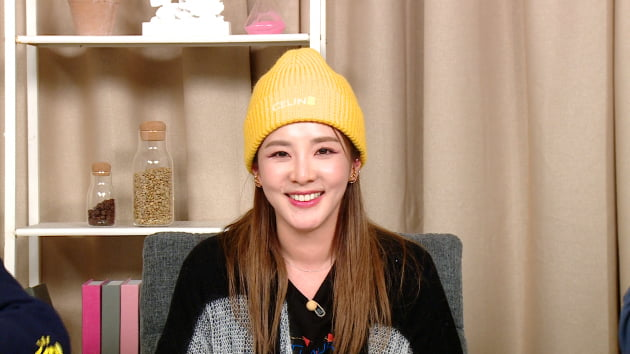 '옥문아들'에 출연한 산다라박/ 사진=KBS2 제공
