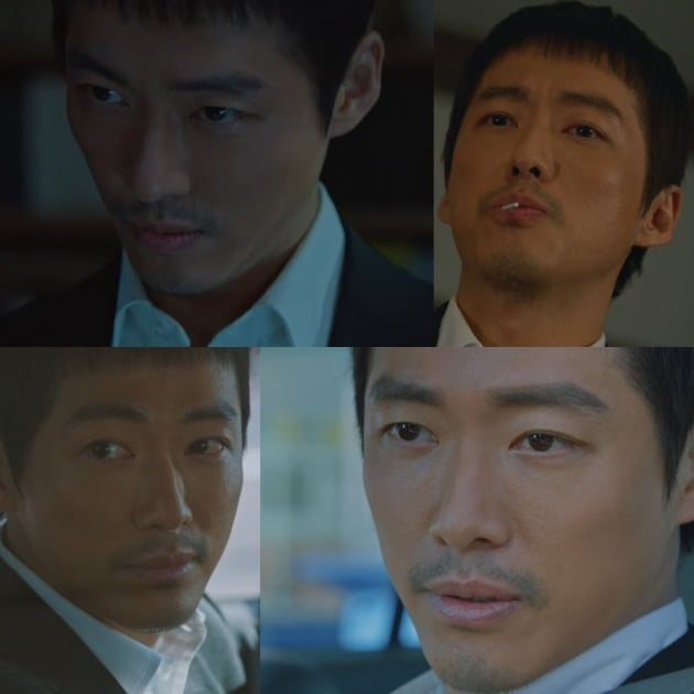 '낮과 밤' 남궁민./ 사진=tvN 방송화면