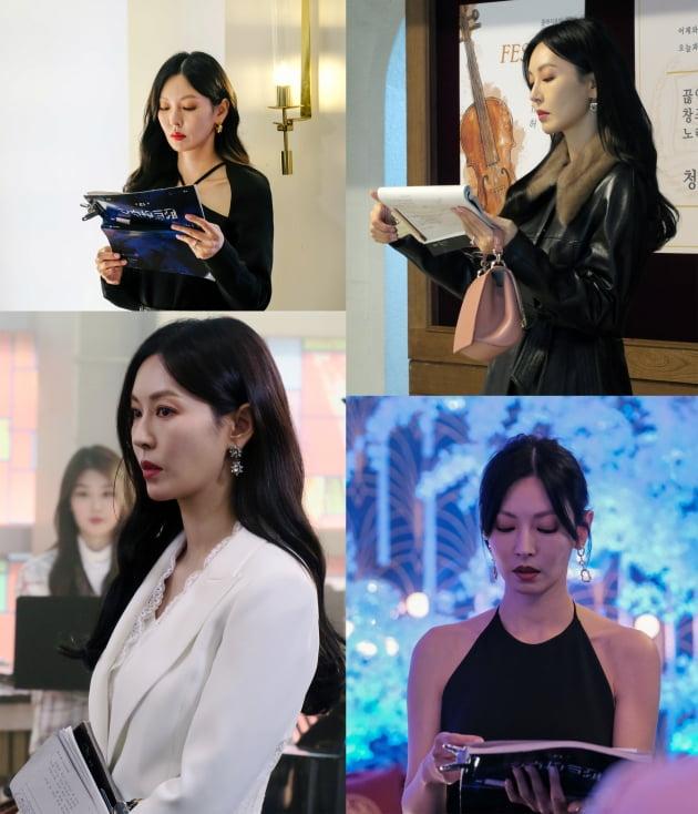 '펜트하우스' 김소연./ 사진제공=제이와이드 컴퍼니