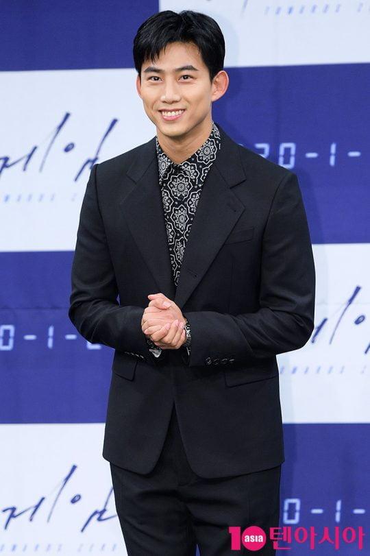그룹 2PM 출신 옥택연/ 사진 = 텐아시아 사진DB