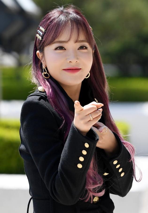 홍진영. /텐아시아DB