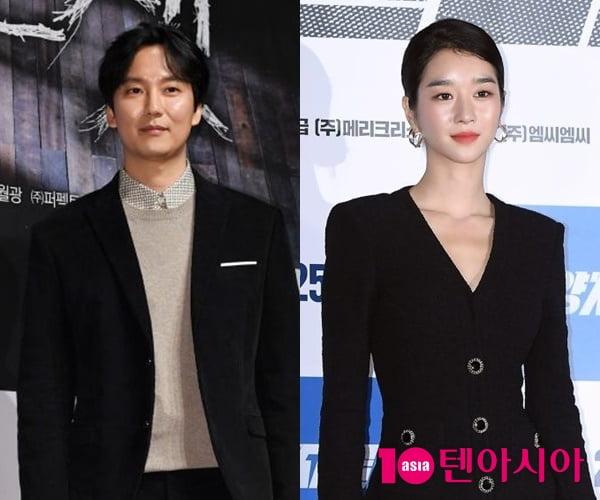 '아일랜드' 출연 조율 중인 배우 김남길(왼쪽), 서예지/ 사진=텐아시아DB