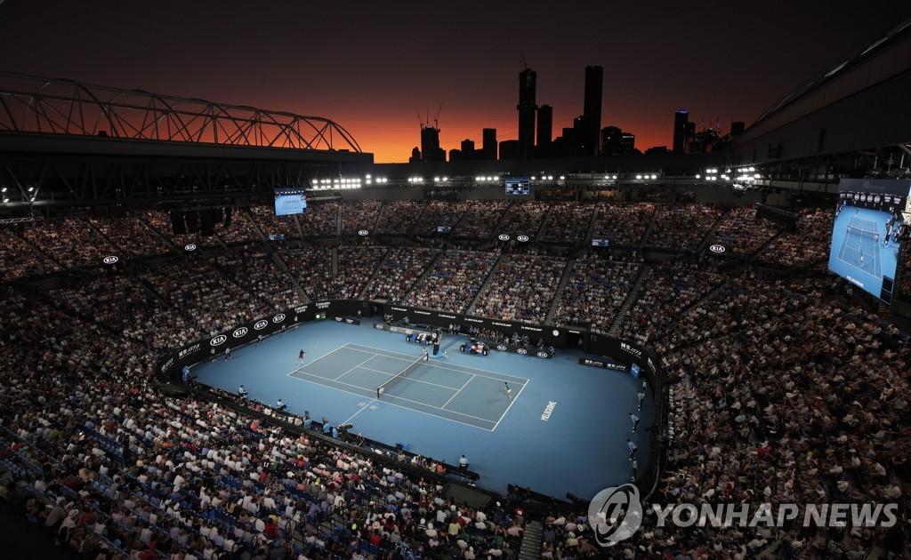 내년 호주오픈 테니스 예선, 아랍에미리트서 열릴 수도