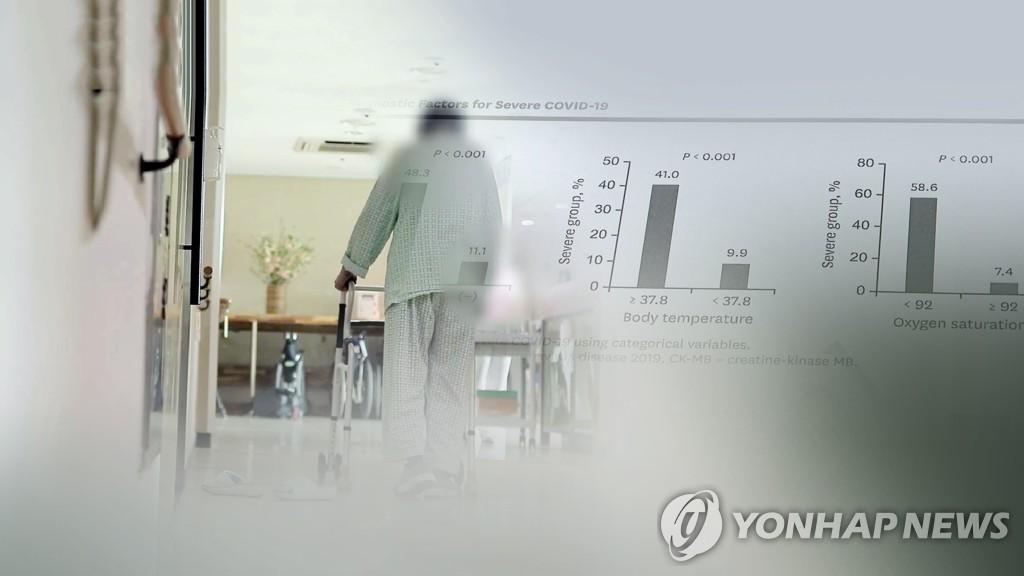 """""""인공심폐장치 시행 코로나19 환자 일주일 새 10명 증가"""""""