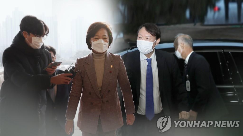 [일지] 秋-尹 갈등 시작부터 윤석열 정직 집행정지 재판까지