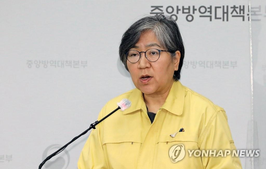 """정은경 """"내주 일일 1천∼1천200명 확진자 나올 듯""""(종합2보)"""
