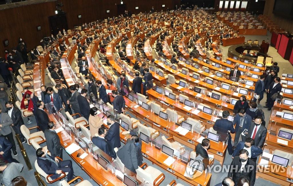 [결산2020] 180석 巨與의 탄생…권력기관 개혁 입법독주