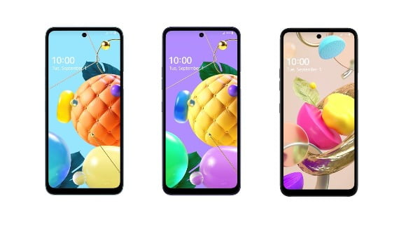 대화면, 후면 쿼드 카메라, 대용량 배터리 등 최신 트렌드를 반영한 LG 실속형 스마트폰 3종(K62, K52, K42)/사진제공=LG전자