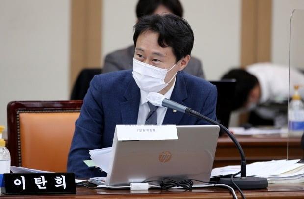 더불어민주당 이탄희 의원 (사진=연합뉴스)