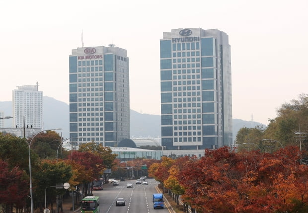 서울 양재동 현대기아차 본사. 사진=연합뉴스